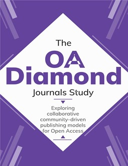 Cover of the OA Diamond Journals Study